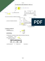 1.- Diseño Estructural de Pase Aereo de 10 Ml