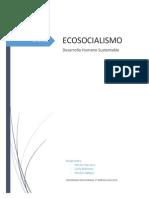 Eco Socialism o
