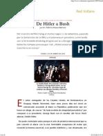 030330_De Hitler a Bush, Por Dr. Federico Fasano Mertens