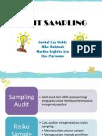 Kel 1 Pendahuluan Audit Sampling