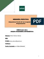 Práctica TLP 2014435435