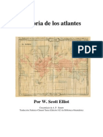 Scott Elliot Historia De Los Atlantes