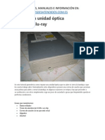 Reparación Unidad Óptica