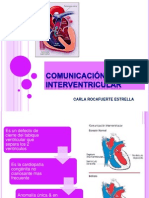comunicacion intreventricularCiv Expo Pediatria
