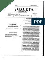 NTON 14 002-03 Norma Tecnica y de Seguridad Para Estaciones de Servicio Automotor y Estaciones de Servicio Marinas