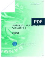 BSP - Annual Report (2013) rem
