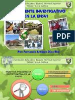 Investigacion en La Ensvi 2014