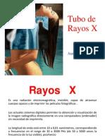 3. Tubo de Rayos X