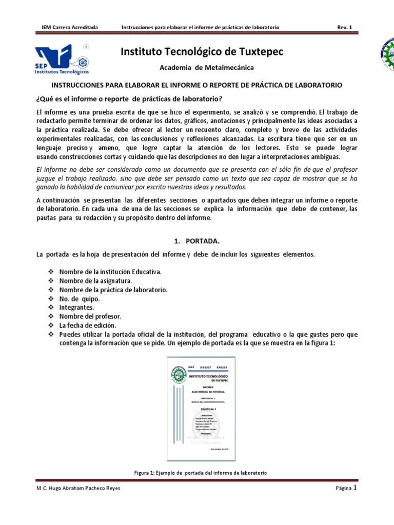Único Informe De Plantilla De Látex Colección - Ejemplo De Colección ...