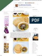 Dal Pakwan Recipe _ Sindhi Breakfast Menu (12) _ RAK's KITCHEN