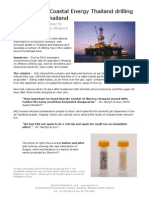 Airborne Tea Tree Oil Used for Treatment of Air Quality Aboard a Drilling Rig