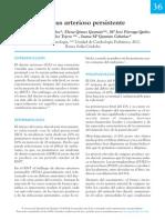 Ductus Arterioso Persistente AEPED