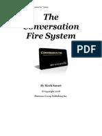 Conversation Fire