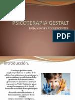 Psicoterapia Gestalt Para Niños