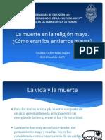 La Muerte en La Religion Maya C.bolio