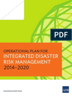Integrated Disaster Risk Management Operational Plan