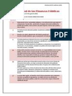 Marco Legal de Las Finanzas Públicas en México