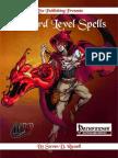 101 3rd Level Spells