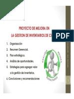 Gestion de Inventarios Caso Renzo Costa