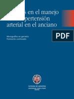 Avances en El Manejo de Hipertension Arterial. en Ancianos 2005