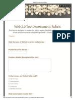 507 blank assessment tool