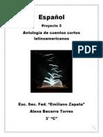 Antología  de Cuentos Latinoamericanos