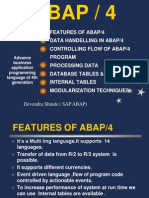 1abap Overview