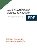 [Diapositivas] [Clase] Control Avanzado de Motores de Inducción