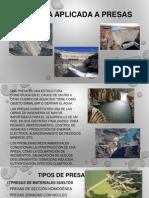 Geotecnia Aplicada a Presas