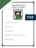 "Uniad Educativa ""Jorge Alvarez"""