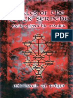 Michael W. Ford - Scales of the Black Serpent - Basic Qlippothic Magick [1 Scan - PDF]