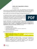 Unidad 1.- Marco Jurídico de La Seguridad en México (1)
