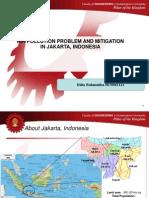 Air Pollution Mitigation in Jakarta