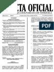 Gaceta Oficial 6151 2014