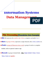 4 Data Management