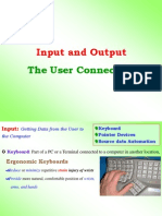 3 Input Output Devices