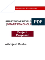 Smart Psychologist Project Report