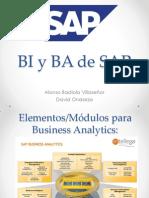 Bi y BA SAP