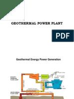 6. Geothermal Power Plant