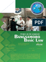 This Primer on the proposed Bangsamoro Basic Law (BBL)