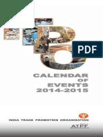 ITPO Event Calender 2014