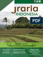 Majalah Agraria Indonesia Edisi I Tahun 2014