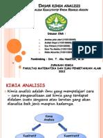 Kelompok 10 Analisa Kualitatif Pada Reaksi Anion