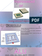 Microprocesador componentes