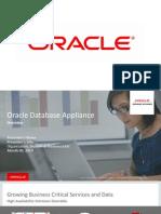Database Appliance X4-2 Customer Presentation Sept2014 2