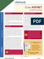 Core ASP Net reference sheet