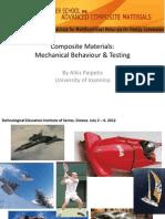 Mechanical Behaviour & Testing Properties
