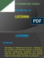10. Listening.pptx