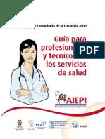 Guia Profesionales Salud
