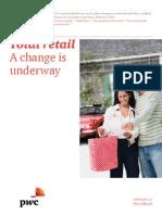 Price Waterhouse Coopers India Retail Report
